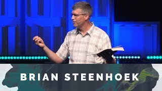 Be A Friend - Brian Steenhoek