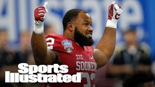Samaje Perine Breaks Oklahoma's All-Time Rushing Record In Sugar Bowl | SI Wire | Sports Illustrated