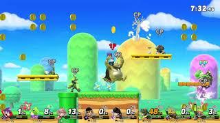A Funny Super Smash Bros. Ultimate!