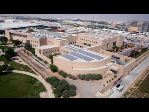 Explore the Georgetown University in Qatar Campus