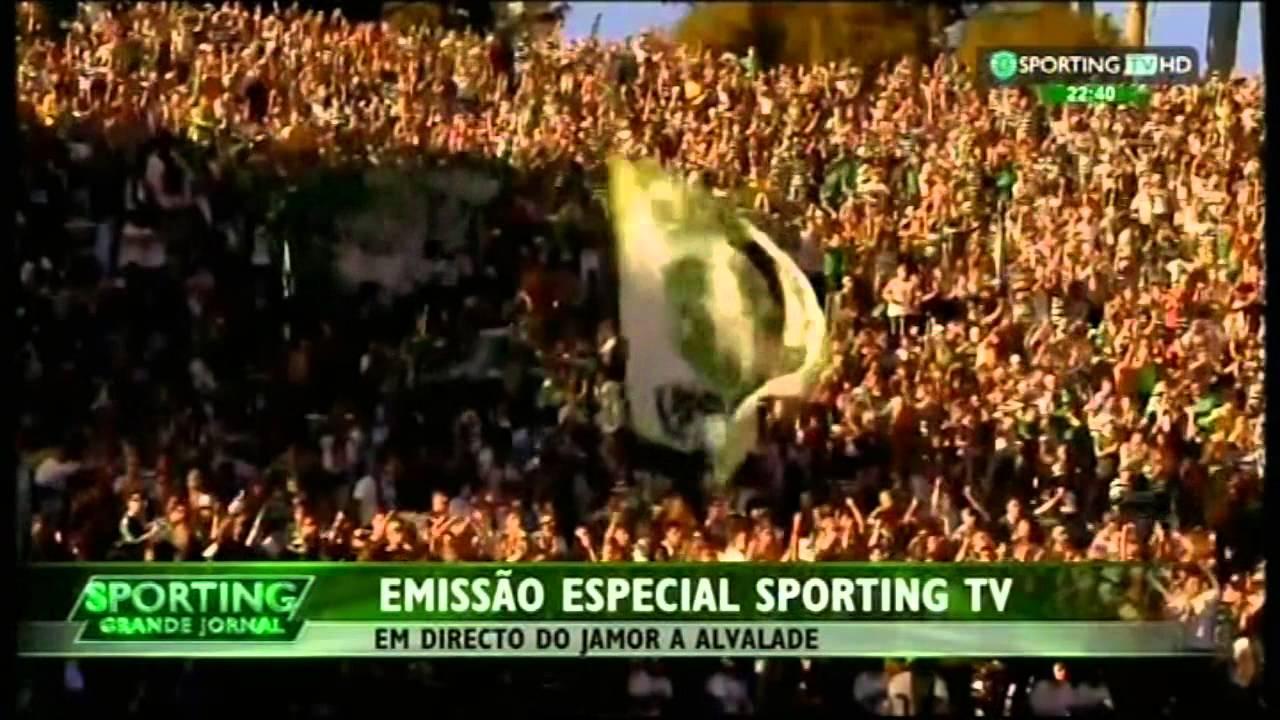 Emissão Especial Sporting TV :: Sporting - 2 x Braga - 2 (3-1 gp) em 2014/2015 Final da Taça de Portugal