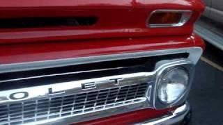 1965 CHEVROLET CUSTOM SERIES 10 PICKUP TRUCK - TO NICE TO HAUL