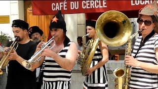 La BEREZINA Festival QUAND LES FANFARES n°5 Salon-de-Provence