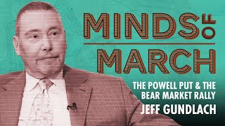 The Powell Put & the Bear Market Rally (w/ Jeff Gundlach) | Interview | Real Vision™