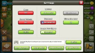 how to change clash of clan name 3rd time, it