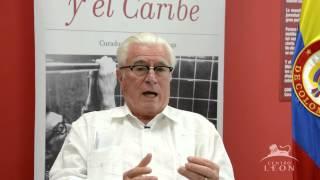 Leon Center. Interview with Benjamin Ardila