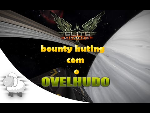 Elite: Dangerous #1 500.000 CR em 10 minutos (Bounty Hunting)