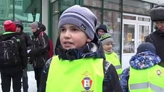 Правила жизни! В Таштаголе почтили память жертв ДТП