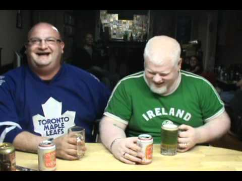 Oland Export Ale : Albino Rhino Beer Review