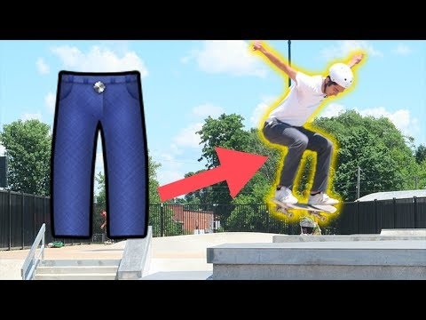 BEST PANTS FOR SKATEBOARDING? 👖