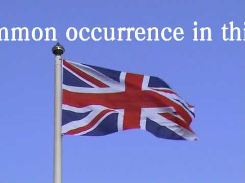 The Union Flag Fly The Flag The Right Way Up Youtube