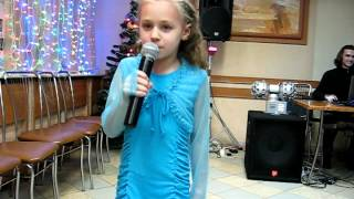 Борейко Аня, 6 лет. Песня про бабушку