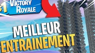 HOW BEST ON FORTNITE - THE BEST MAP ENTRAINEMENT AIM / EDIT