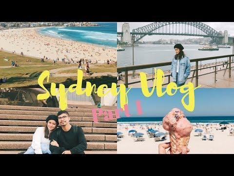 Sydney, Australia Part 1: Sydney Opera House, Featherdale Wildlife Park, Bondi Beach, Etc.