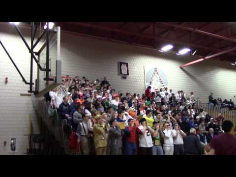 MIAA School Spirit Contest - Malden Catholic
