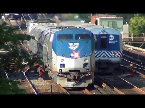 2017 Amtrak Empire Service Detours - Part 2