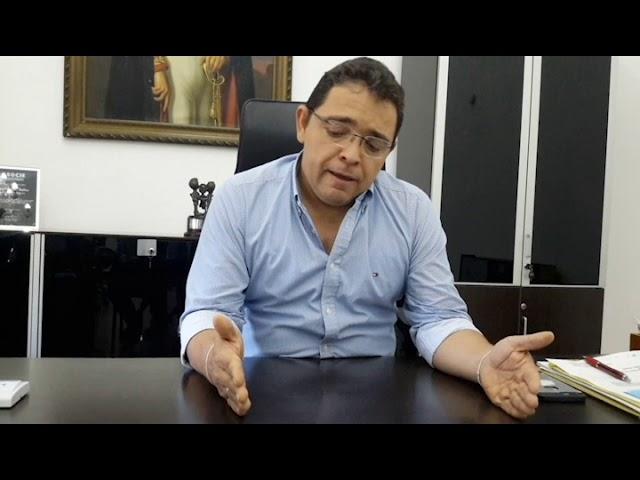 """Mi obsesión es cumplir lo que prometí"" Rafael Martinez 3"