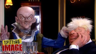 Boris Johnson Fires Dominic Cummings | Spitting Image