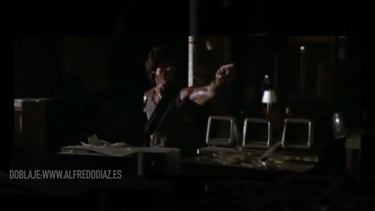 UN POCO DE HUMOR... ALFREDO DÍAZ (ACTOR DE DOBLAJE), NOS VUELVE A SORPRENDER