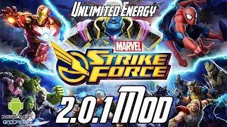 MARVEL Strike Force 2.0.1 Mod (Unlimited Energy) APK
