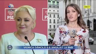 Stirile Kanal D (18.05.2021) - Viorica Dancila s-a angajat la BNR! | Editie de seara