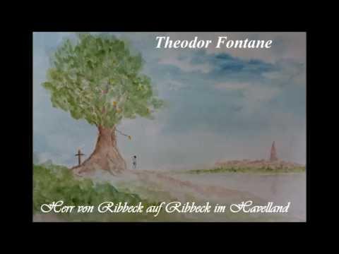 Herr von Ribbeck auf Ribbeck im Havelland. Birnen-Ballade von Theodor Fontane. Phil Humorиз YouTube · Длительность: 3 мин18 с