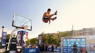 Slam Dunk with Andre Drummond   Lords of Gravity at NBA 3X