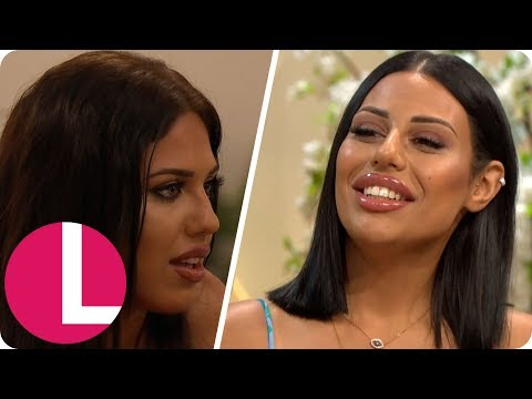 Love Island Anna's Sister Teases That She Could Enter the Villa | Lorraine