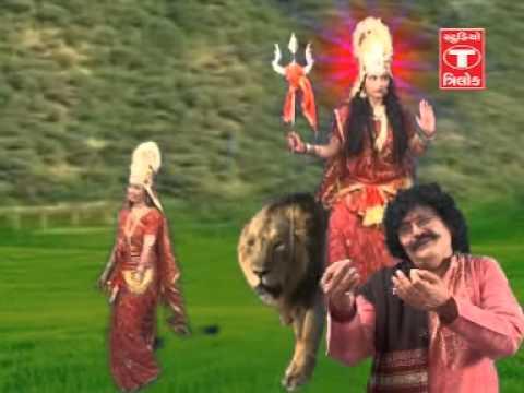 Hamir Gadhvi - Chamund Maa Na Garba Ni Ramzat - Chamunda Ramva Aave