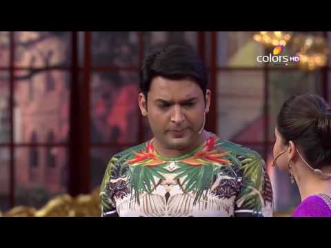 Comedy Nights With Kapil - Aloknath & Toral Rasputra - 17th May 2014 - Full Episode (HD)