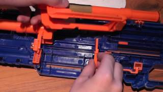 NERF Longstrike Air Restrictor Mod Tutorial