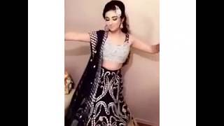 Indian Bride's Dance on Illegal Weapon - Jasmine Sandlas | The Wedding Script