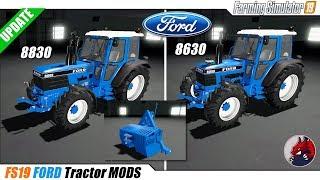 "[""BEAST"", ""Simulators"", ""Review"", ""FarmingSimulator19"", ""FS19"", ""FS19ModReview"", ""FS19ModsReview"", ""fs19 mods"", ""fs19 tractors"", ""fs19 ford"", ""FORD 8830"", ""FORD 8630""]"