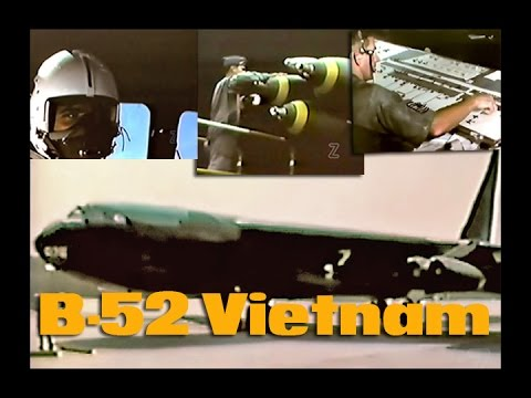 The B-52: Vietnam - 4258th Strategic Wing operations out of U Tapao Air Base, Thailand (1968)