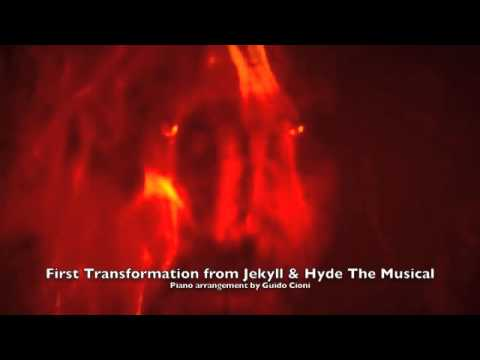First Transformation (Jekyll & Hyde The Musical) Cover