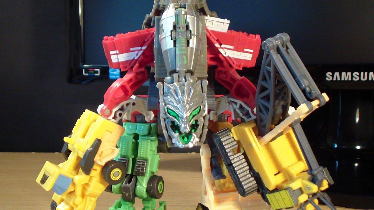 Transformers - Rotf Legends Devastator Review