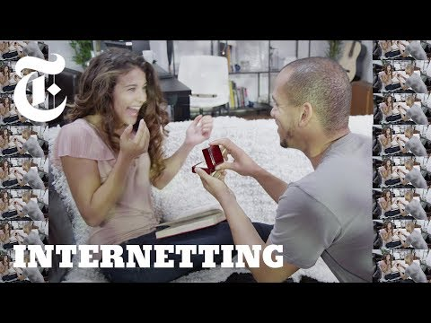 Why Surprise Proposal Videos are the Worst (NYT video essay)