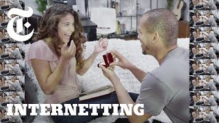 Why Surprise Proposal Videos Are the Worst | Internetting Season 2 thumbnail
