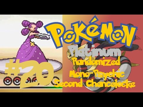 Pokemon Platinum Second Chancelocke Episode 20: Oh No Intimidate Cut Our Attack