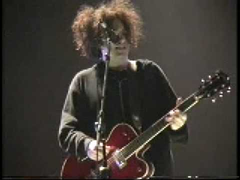 the cure soundcheck 1996 you really got me birmingham