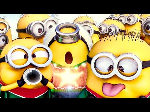 Minions Jingle Bells X-Mas Song (2015)