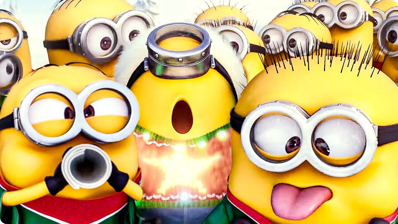 Minions Jingle Bells X Mas Song 2015 YouTube