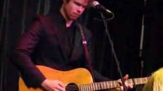 Josh Ritter - Girl In The War -  Live @ Easy Street Records