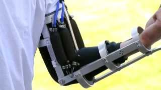 Real Iron Man Prototype Arm, Powered Exoskeleton