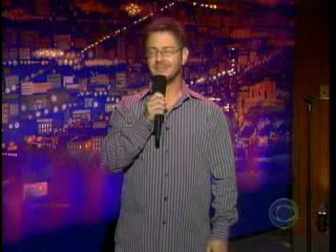 Comedian Brian Malow on The Late Late Show w/ Craig Ferguson ...