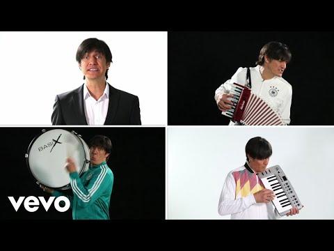 Matze Knop, SILVERJAM - Jogipalöw (Jogi Löw Song)