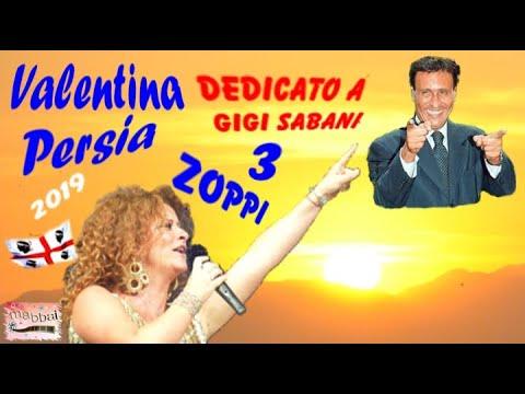 2019 Valentina Persia .... tre zoppi - YouTube
