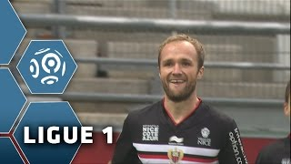 But Valère GERMAIN (6') / Stade de Reims - OGC Nice (1-1) -  / 2015-16