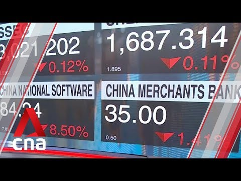 Asian stocks weaken as China's factory-gate prices fall