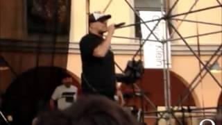"""Soundcheck """"Rotta x casa di Dio"""" - Max live @ Foiano della Chiana (AR) - 21/07/2012"""